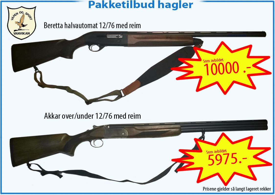 Pakketilbud Hagler